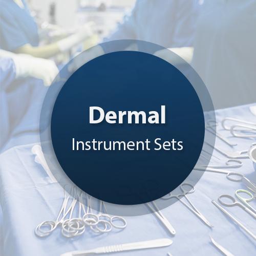 Dermal Instrument Set Basic