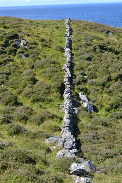 Stone Walls To The Sea-Donegal