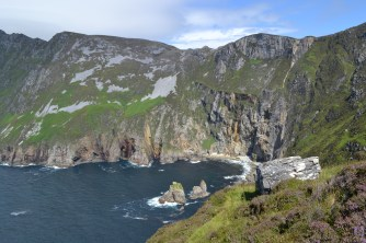 View Of Slieve League, Donegal, Ireland