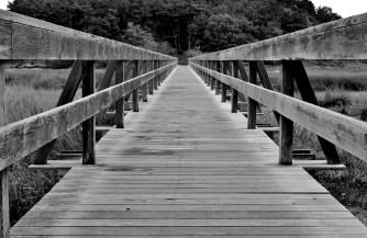 Uncle Tim's Bridge, Wellfleet Massachusetts