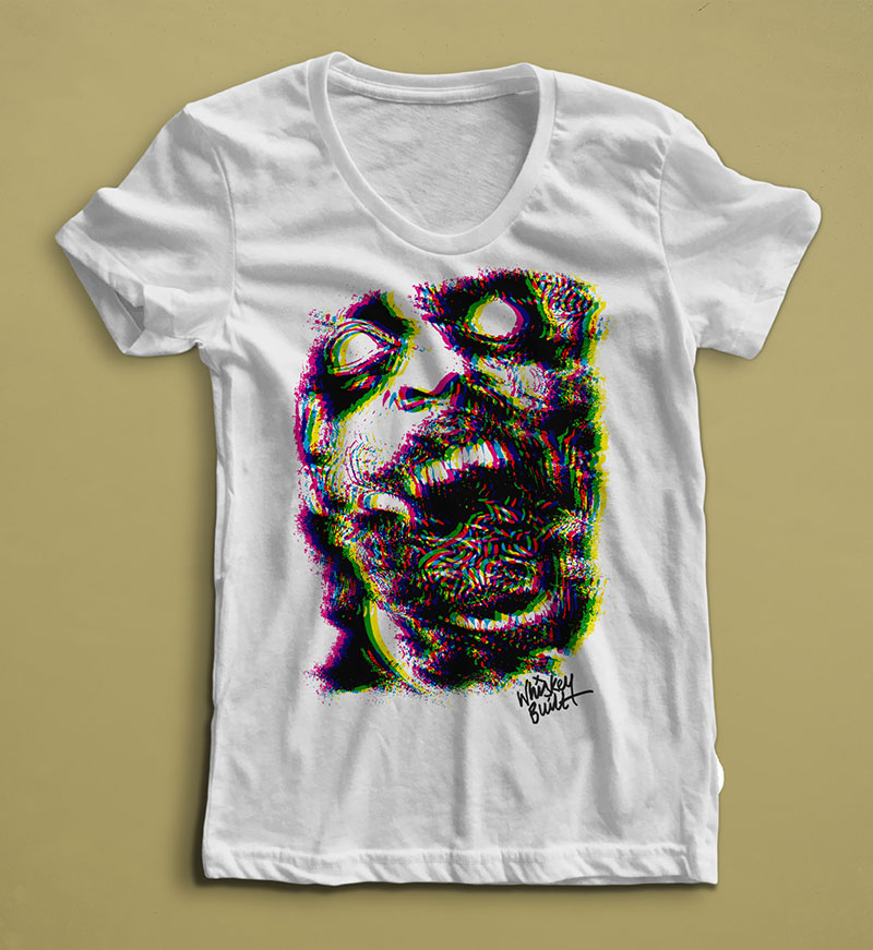 The Whiskey Dead T-shirt