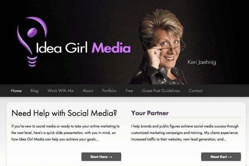 www.ideagirlmedia.com