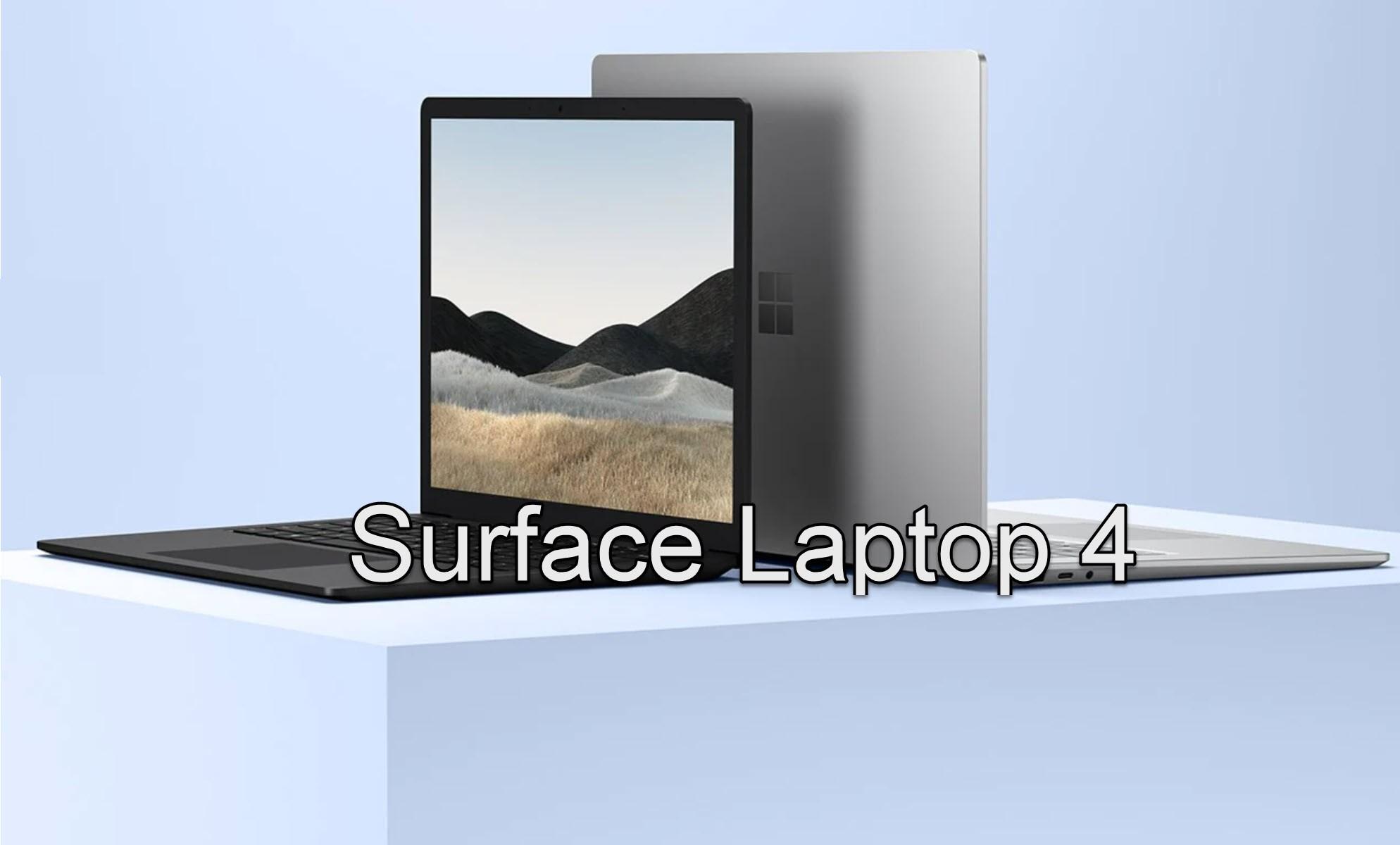 SurfaceLaptop4