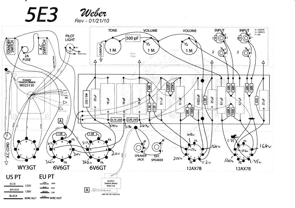 Index Of Images Guitar 5e3p Build