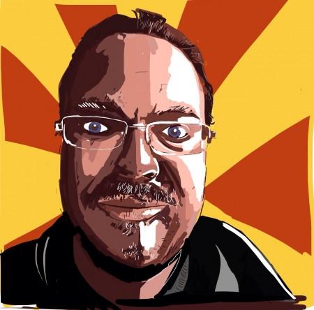 Rooker portrait