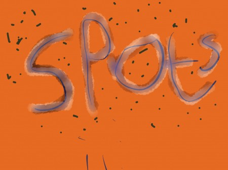 SPOTS - Collaboration w/ Nyerdet & Rooker: Medium - iPad, Paper by 53