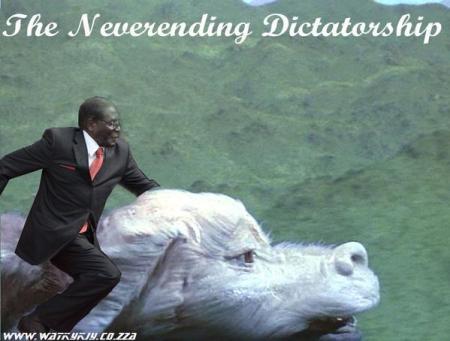NESMugabe #MugabeFalls