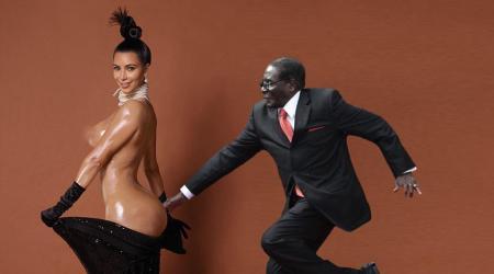 kardashianMugabe #MugabeFalls