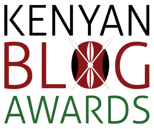 Kenya Blog Awards logo