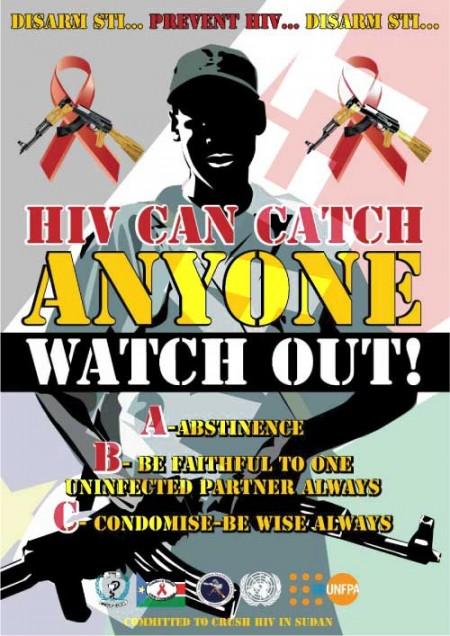 HIV Awareness Poster