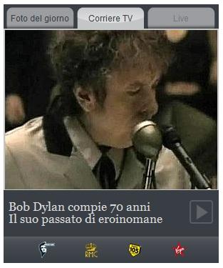 Bob Dylan 70 anni - eroinomane