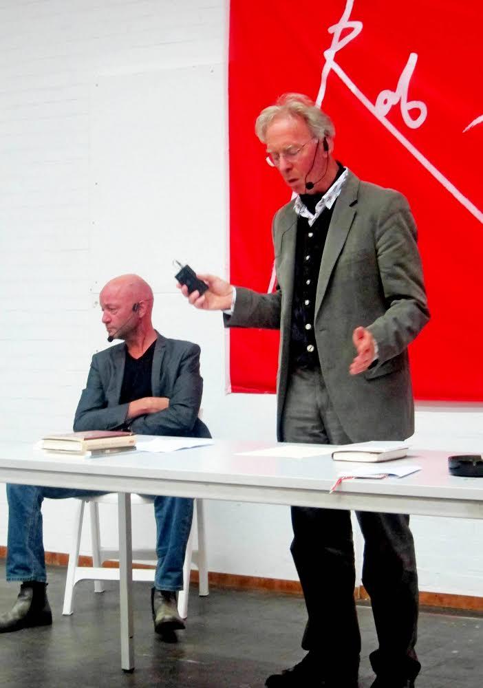 Jan Holtman en Arij van der Vliet