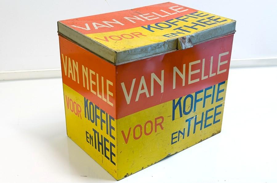 Jacques Jongert – Van Nelle voor koffie en thee