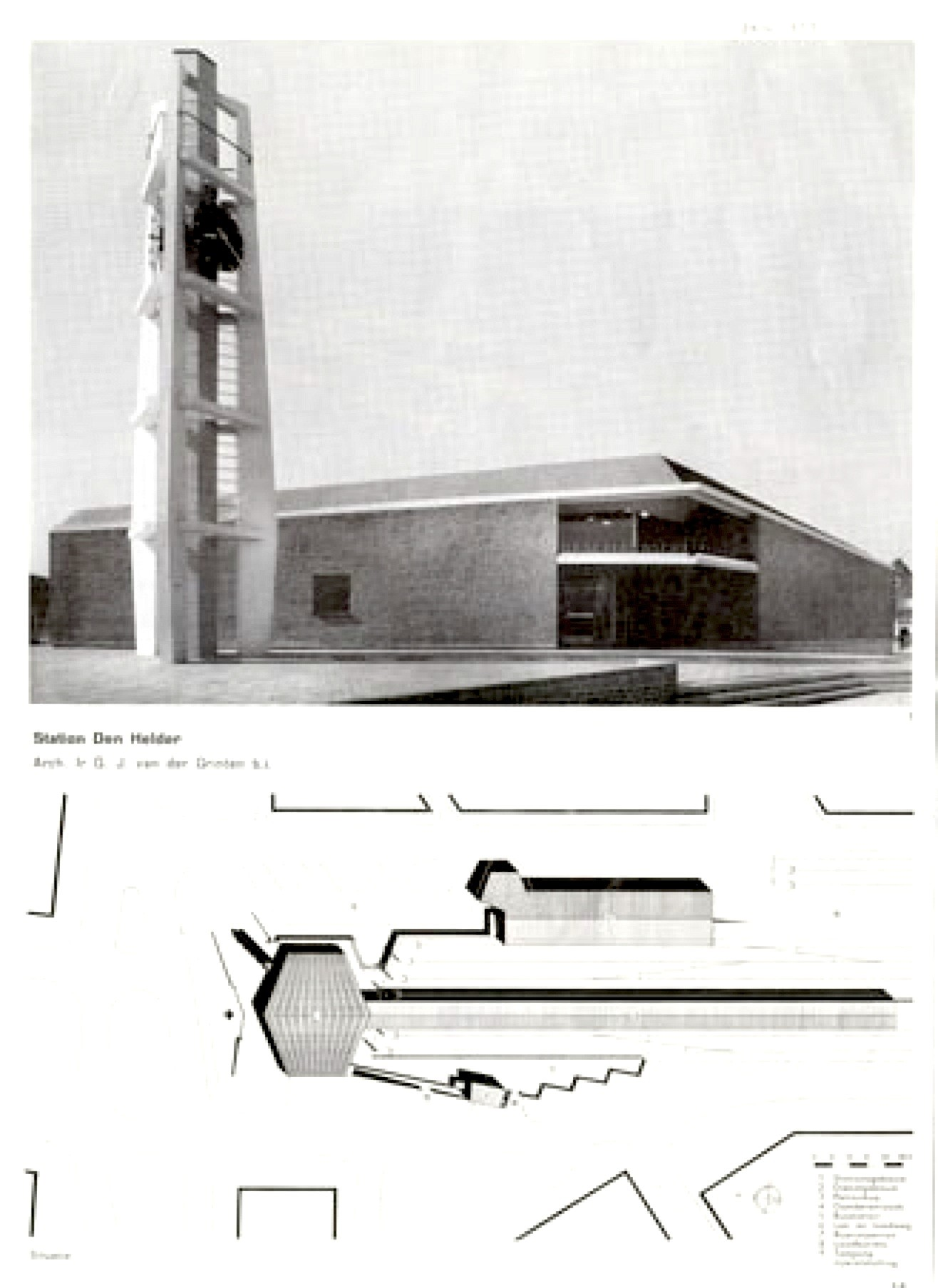 Station Den Helder 1