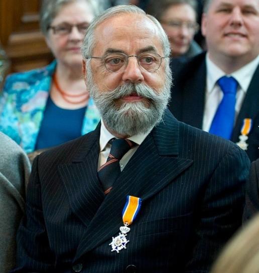 Oscar Hammerstein, Ridder in de Orde van Oranje-Nassau