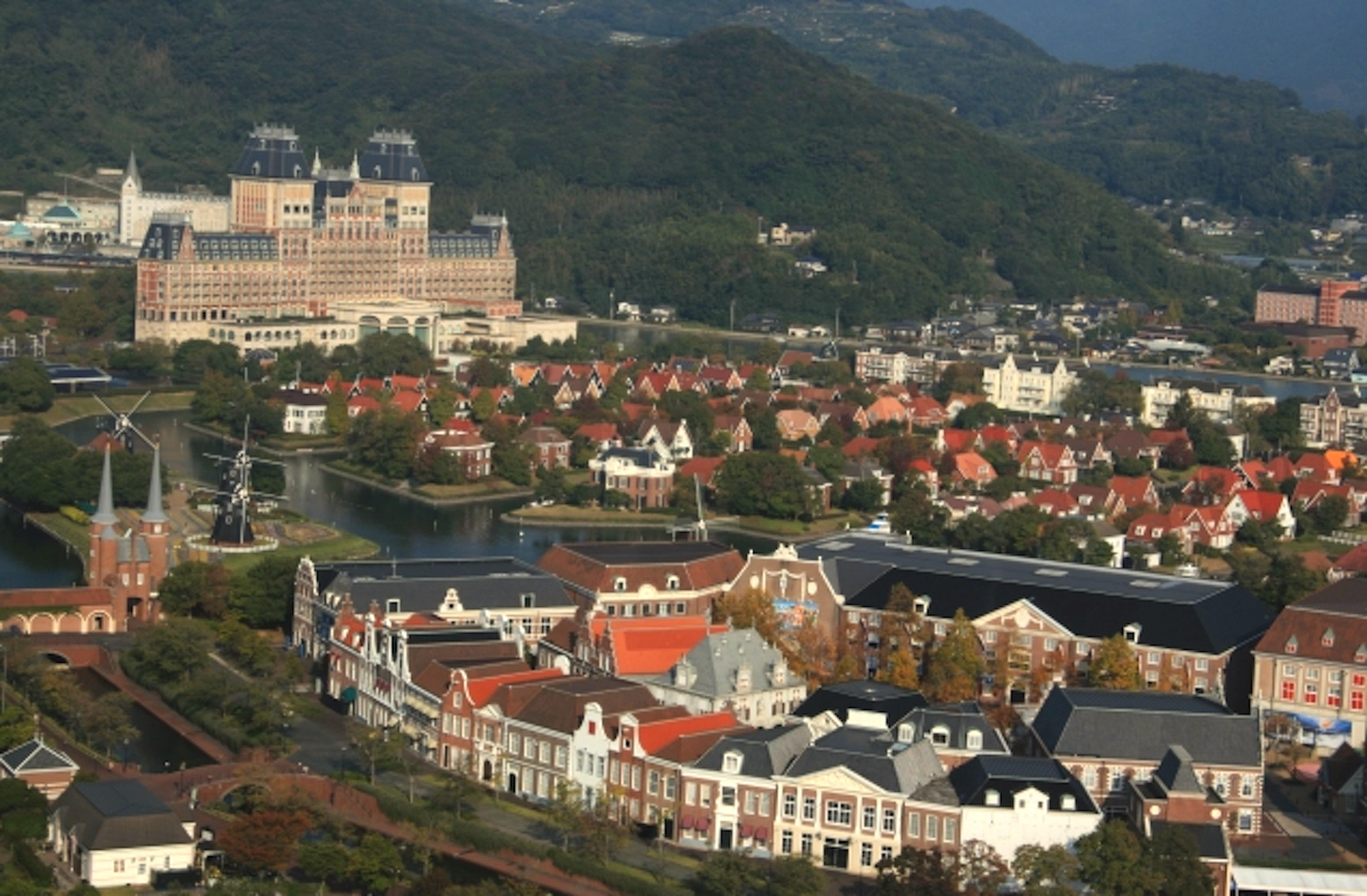 Huis Ten Bosch in Japan
