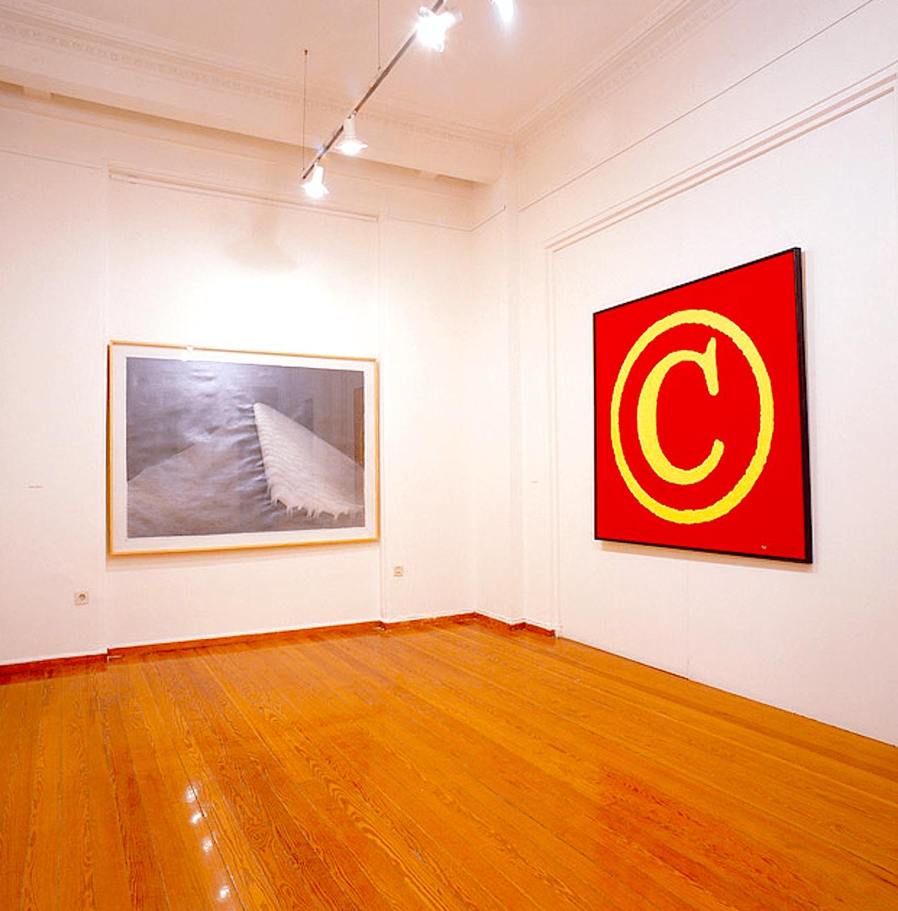 Rob Scholte – Self Portrait (at Psychological Abstraction, Deste Foundation, Athens)
