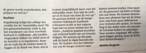 Slot artikel Matthie Bergman