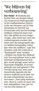 Helderse Courant, 7 juni 2017