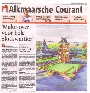 Alkmaarsche Courant, 22 juli 2017