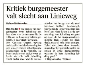 Helderse Courant, 18 juli 2017