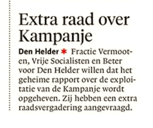Helderse Courant, 24 juli 2017