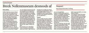 Helderse Courant, 9 september 2017