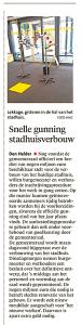 Noordhollands Dagblad, 14 september 2017