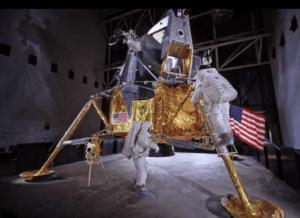 Lunar Lander (foto YouTube)