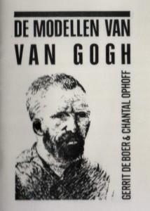 Voorkant Gerrit de Boer & Chantal Ophoff - De modellen van Van Gogh