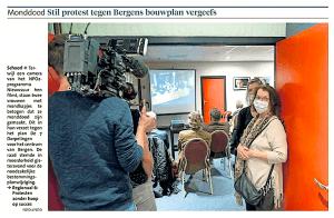 Alkmaarse Courant, 10 november 2017
