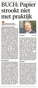 Alkmaarse Courant, 11 november 2017