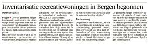 Alkmaarse Courant, 31 oktober 2017