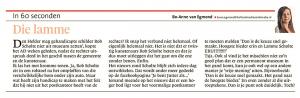 Noordhollands Dagblad, 16 november 2017