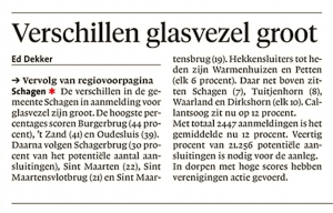 Schager Courant, 13 november 2017