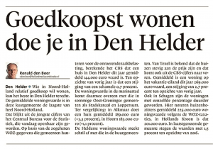 Helderse Courant, 9 november 2017