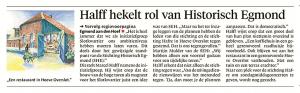 Alkmaarse Courant, 24 november 2017