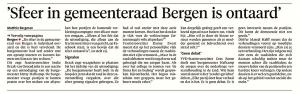Alkmaarse Courant, 28 november 2017