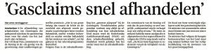 Noordhollands Dagblad, 20 november 2017