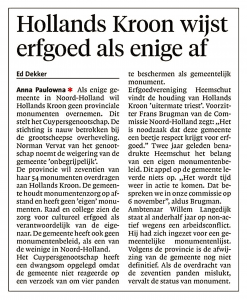 Schager Courant, 1 november 2017