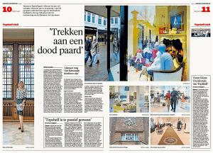 Alkmaarse Courant, 22 november 2017
