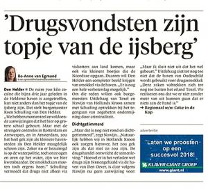 Helders Courant, 30 december 2017
