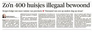 Alkmaarse Courant, 31 januari 2018