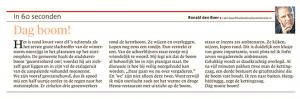 Helderse Courant, 4 januari 2018
