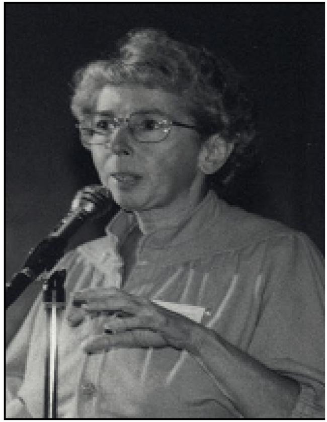 Dr. Rosalie Bertell