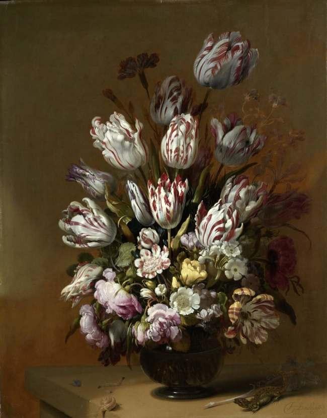Hans Bollongier - Floral still life (foto Rijksmuseum)
