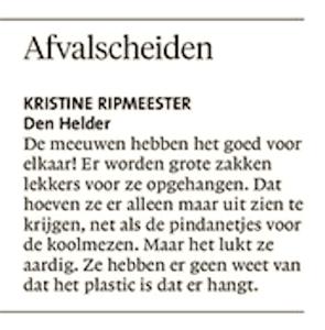 Helderse Courant, 17 februari 2018
