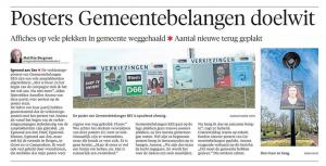 Alkmaarse Courant, 13 maart 2018