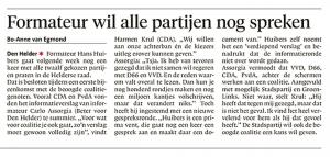 Helderse Courant, 7 april 2018