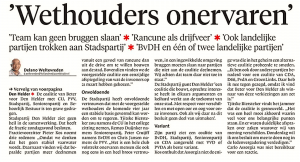 Helderse Courant, 30 april 2018